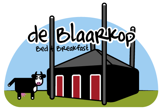 Bed and Breakfast de Blaarkop in Nieuwe Wetering - Zuid Holland